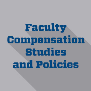 Faculty Compensation Studies & Policies image